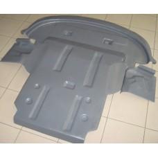 fiat freemont 2011 engine shield. Black Bedroom Furniture Sets. Home Design Ideas