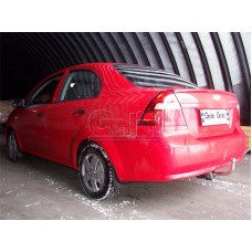 Chevrolet Aveo ( 2002 - 2011 ) Sedan veokonks Galia