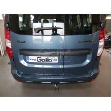 Dacia Dokker ( 2012 - .... ) veokonks Galia