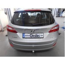 Hyundai i30 ( 2012 - .... ) Universaal veokonks Galia