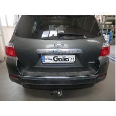 Toyota Highlander ( 2010 - .... ) veokonks Galia