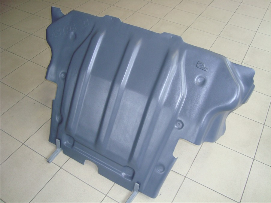 Opel Astra H 2005 Engine Shield