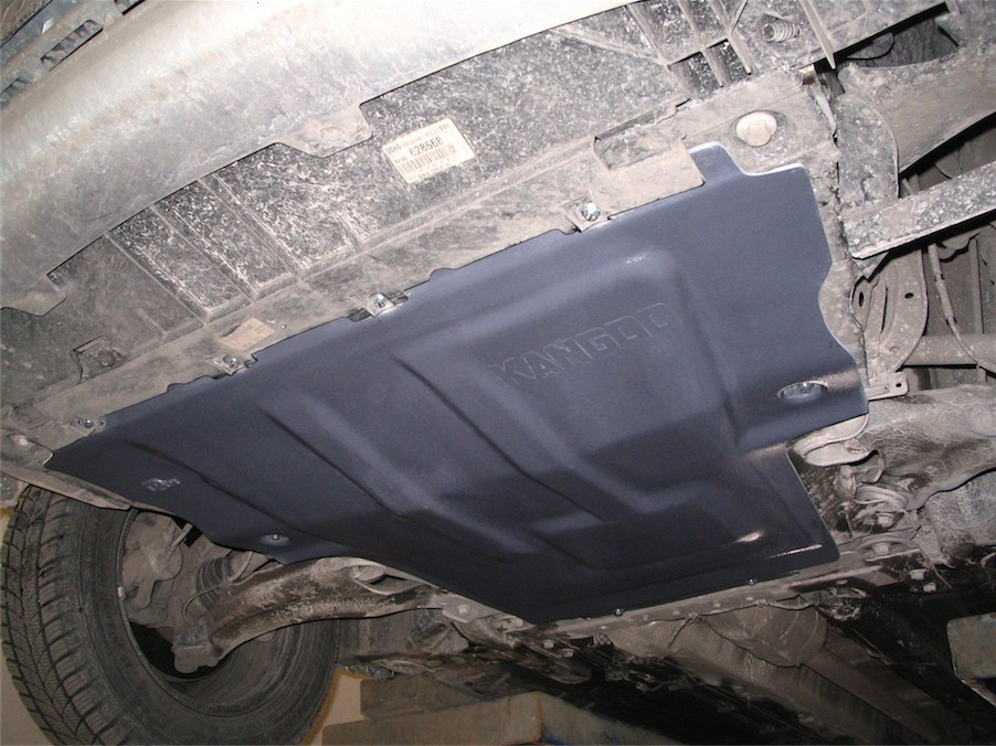 Renault Kangoo ( 2008 -     ) Engine shield