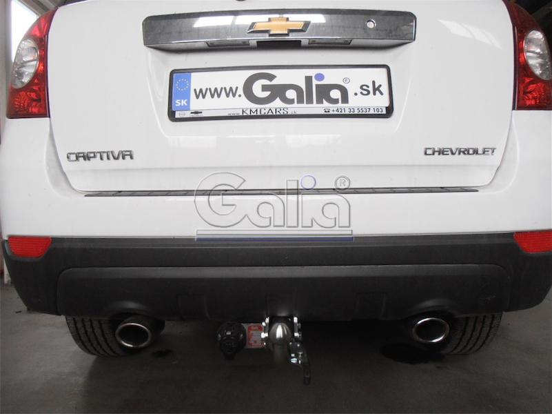 Chevrolet Captiva 2006 2013 Tow Bar Galia