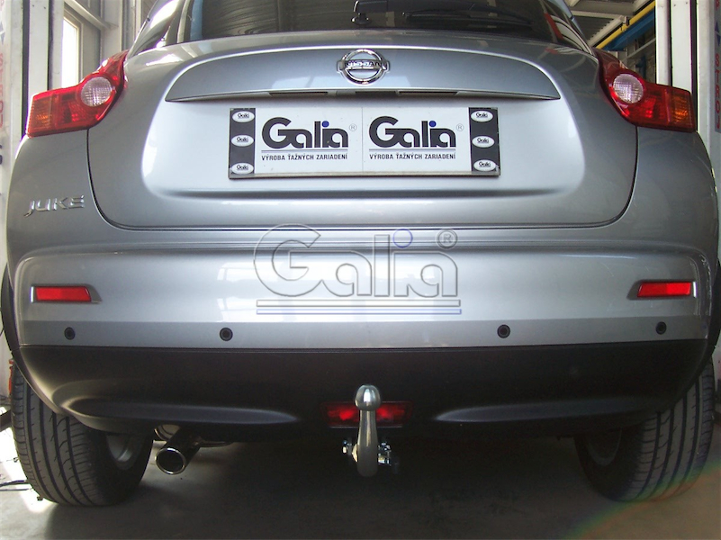 Nissan Juke 2010 Tow Bar Galia